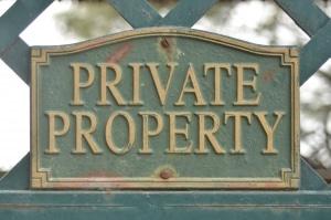 private sign 1382045 m